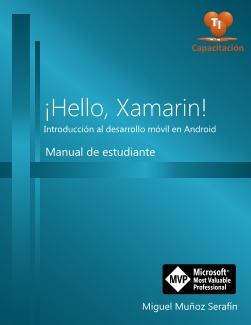 Hello Xamarin - Introducción al desarrollo móvil en Android